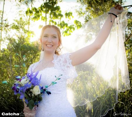 Wedding @ Coffee Camp, Northern NSW 2014